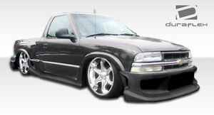 Body Kit Chev S-10, Sonoma (1994-2004) DIMENSIONS DRIFTER Style