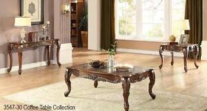 MARBLE COFFEE TABLE SET (AD 328)
