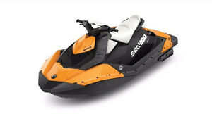 2015 SEA-DOO SPARK 900 ACE 2 UP