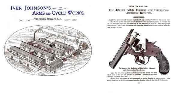 Iver Johnson c1897 Gun Catalog