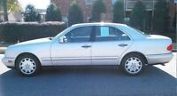 2000 Mercedes-Benz 300-Series Gris Berline