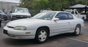 Trade 1996 Monte Carlo for sled