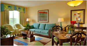 Orlando, Florida - 2 Bedrooms Premium Resort Accommodations