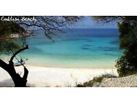 Return Flight for 2 + Apartment + car rental in Kefalonia (Greece) - 2 weeks - beach and relax