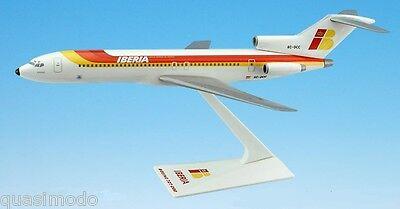 Iberia Airlines   Boeing 727 200      Desk Model