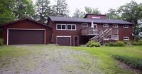 AFFORDABLE MUSKOKA!! SPACIOUS 4 SEASON HOME LONG LAKE