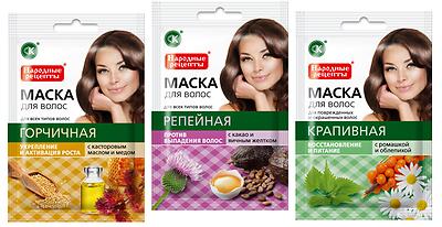 Fitokosmetik HAIR MASK   30 ml