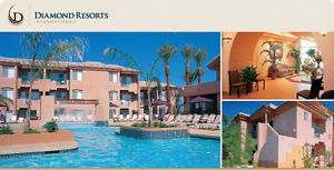SCOTTSDALE AZ AVAILABLE 2 BEDROOM LOCKOFF MAR 25 to APR 01 2017