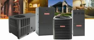 Furnace Limited Time Offer Installed - $25