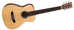 Martin LX1E acoustic electric