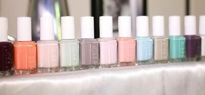 Essie Nail Polish .46fl oz, CHOOSE YOUR COLOR  (Fall/Winter 2018 Updated)