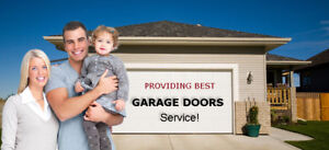 Garage Door Repair - Voted #1 for Quality Service