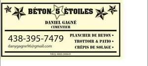 BÉTON-Béton 5 Etoiles-BÉTON