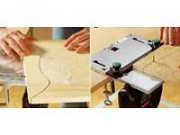 Wolf craft jigsaw table and black&decker jigsaw