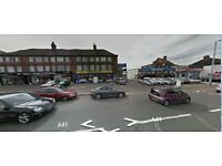 Large retail showroom to let opposite Cousins Furniture, Warwick Road, Birmingham.