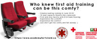 First aid and CPR courses in Toronto: Red Cross Training Partner