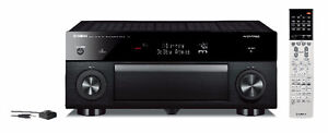 Yamaha A1050 7.2  Dolby Atmos DTS:X A/V receiver with WiFi/BT