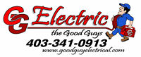 Honest, Prompt, Reasonable Electrician-  A+ BBB Rating