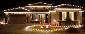 Christmas Light Installation/Removal COMPETITIVE PRICING