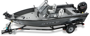 2016 Legend 16 Xtreme Fishing boat package.