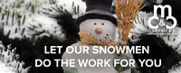 Snow Removal - MC&C Services