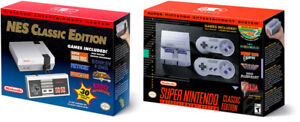 Mod your NES or SNES Classic Mini to add more games