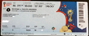 FIFA World Cup 2018 - 1 Ticket for Opening Ceremony!