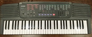 Casio CTK-500 Digital Piano Keyboard with stand