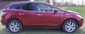 2007 Mazda CX-7 GT Turbo Loaded - price reduced