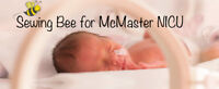 Sewing Bee for McMaster NICU - FEB. 10th (1PM-4PM)