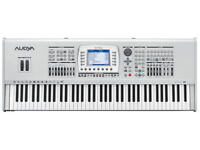 Ketron Audya Arranger Keyboard - 76 semi weighted keys - Home use only - in original box with manual