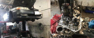 1999-2003 ACURA TL CL ACCORD V6 AUTOMATIC TRANSMISSION