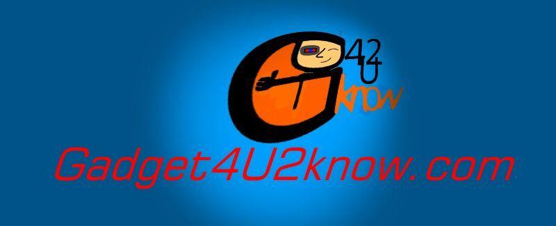 gadget4u2know
