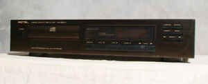 Rotel RCD 955AX cd player with digital output.
