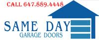 GEORGETOWN GARAGE DOOR REPAIR & SERVICES Call Now 647.889.4448