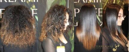 KERATIN TREATMENT by TERRE A MER - MELBOURNE CBD