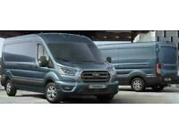 New Ford Transit Panel Vans pre-ordered for Dec 21 to Feb 22 delivery...