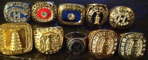 Brand New Championship Rings