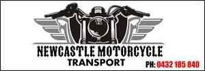 Newcastle Motorcycle Transport Newcastle Newcastle Area Preview