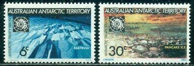 AUSTRALIAN ANTARTIC TERRITORY, SCOTT  #'s L19-L20, MINT, OG, NH, GREAT PRICE!