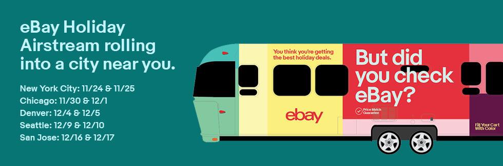 Airstream Tour Ebay