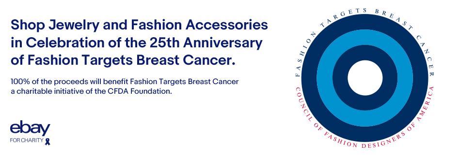 62ea8f93 CFDA Fashion Targets Breast Cancer | eBay