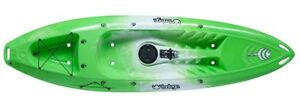 Tootega Pulse 95 Sit-on-Top Premium Kayak-with Seat and Paddle!