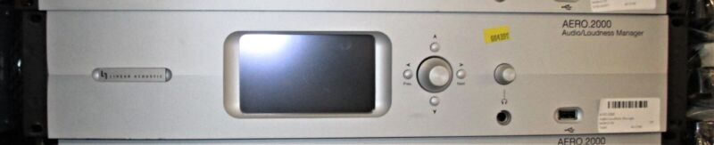 Linear Acoustic AERO.2000 Audio/Loudness Manager