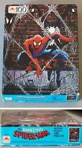 The Amazing Spider-man jigsaw puzzle