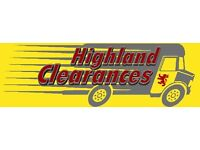 Highland Clearances - House Clearance Specialists