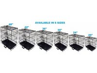BRAND NEW PET BIRD CAGES HAMSTER CAGES RABBIT CAGES PLAY PAN HIGH QUALITY ALL THE SIZES