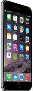 iPhone 6S Plus 16 GB Space-Grey Bell -- 30-day warranty and lifetime blacklist guarantee