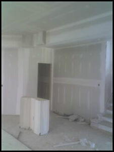 PROFESSIONAL DRYWALL INSTALL & TAPING MUDDING SPECIALISTS Oakville / Halton Region Toronto (GTA) image 1