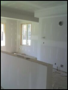 EXPERTS IN DRYWALL & TAPE MUDDING SANDING FINISHING